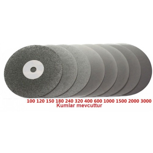 Elmas Disk 150 mm Çaplı