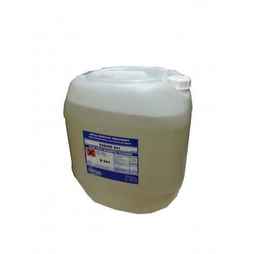 Sabine 941 Manyetik,Vibrasyon ve Bilya Dolabı Şampuanı 30kg