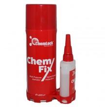 Chemfix Hızlı Yapıştırıcı Seti 200ML+50 gr.