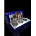 Rodaj Makinası 3x2lt. Varyaklı Banyo