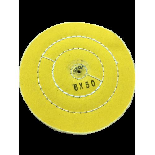 Sarı Dikişli Cila Bezi Erpol Standart 6x50
