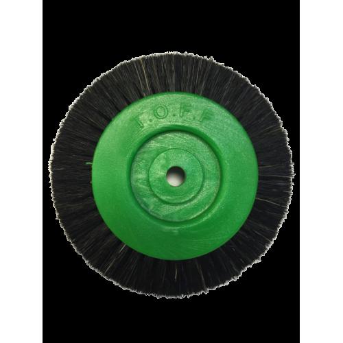 Toff 2 Sıra Yeşil Kıl Fırça