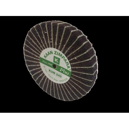 Kahverengi Broseli Zımpara Kaan+PLUS 15mm