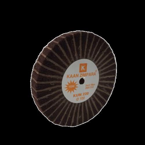 Kahverengi Broseli Zımpara Kaan 15mm