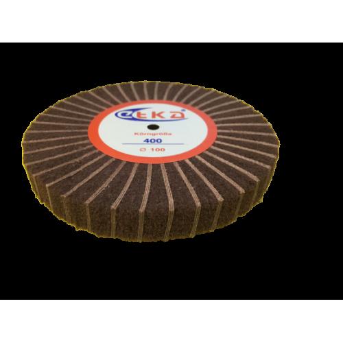Kahverengi Broseli Zımpara Etka 15mm
