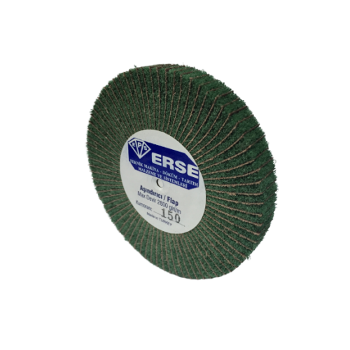 Yeşil Broseli Zımpara Kaan 15mm