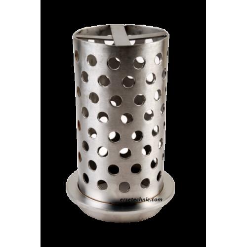 Delikli-Yakalı Fanus 100/230 mm