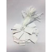 İpli Etiket Beyaz 15x25mm